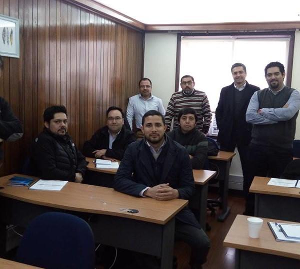 """Curso """"Fundamentos de ITIL version 2011"""", alumnos empresas Falabella."""